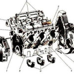 Двигатель СМД-66