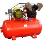 Установки компрессорные низкого давления серии 2ВУ