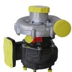 Турбокомпрессор ТКР-К-27-145-02 (левая)