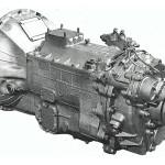 КПП ЯМЗ 238